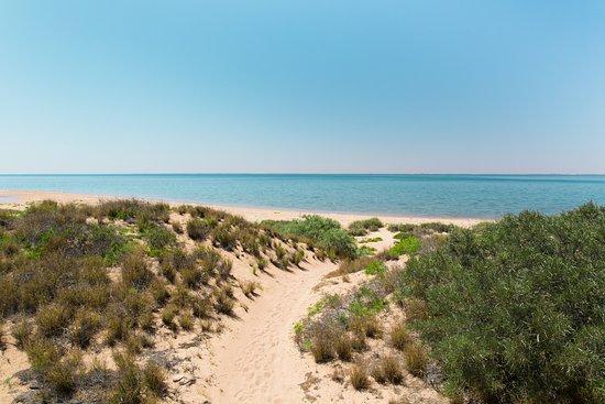 Thevenard Island, Australia: Beach, Mackerel Islands
