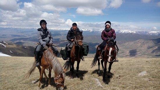 Kyrgyz Riders Travel