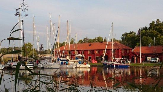 Söderköping, Sverige: Kanalmagasinet i Mem
