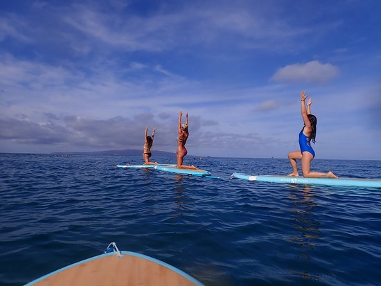 ‪OM Flow SUP Yoga‬