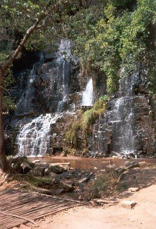 Rutana Province, Burundi: Chutes de Karera en 1993