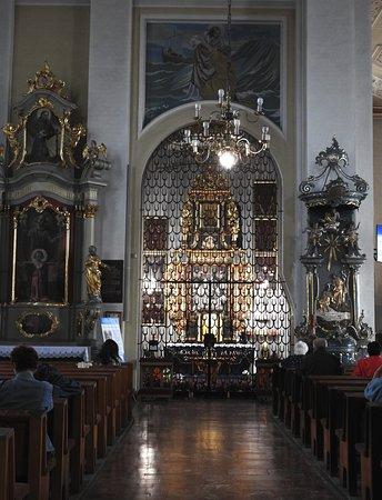 Kościerzyna, Polska: Kaplica cudownego obrazu