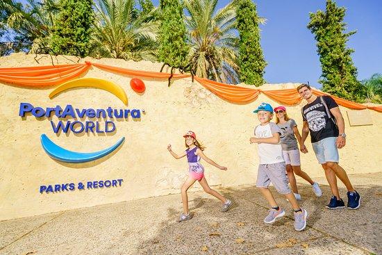 Salou, España: Visitando PortAventura World