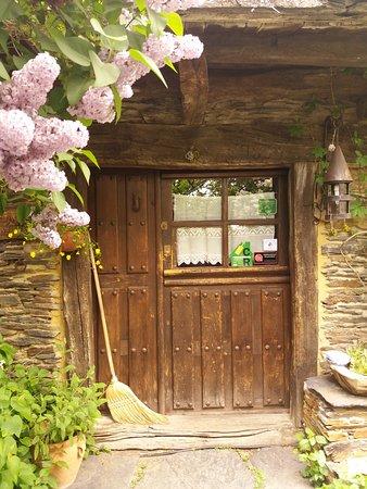 Campillo de Ranas, إسبانيا: Entrada Casa del sol