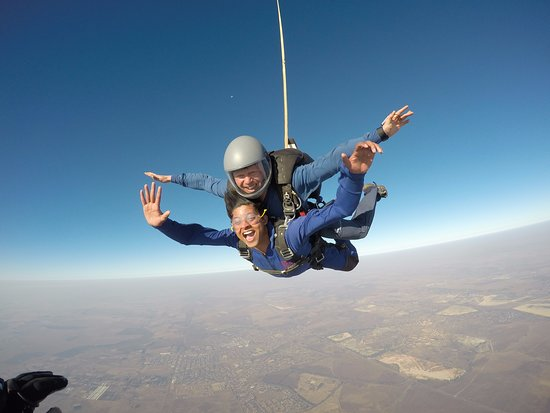 Carletonville, South Africa: I am flyingggggggggg