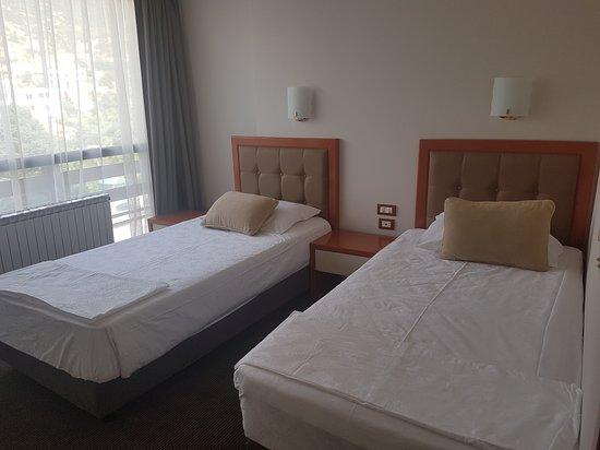 Childrens\' bedroom Suite - Picture of Hotel Millennium, Pogradec ...