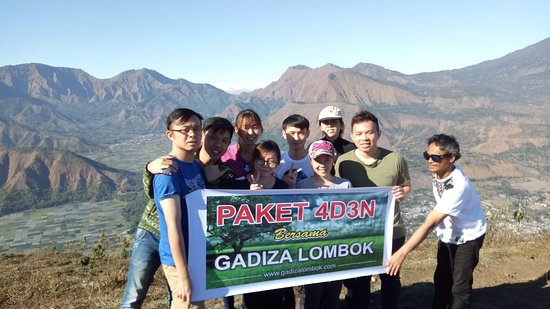 Gadiza Lombok Tour & Travel