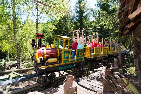 Train de la Mine - Picture of Nigloland, Parc D ...