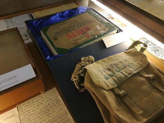 Sala Museale del 3° Reggimento Genio Guastatori: Ricordi di Paolo Caccia Dominioni
