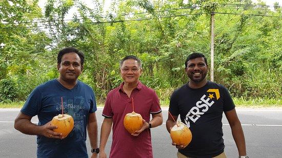 Läntinen provinssi, Sri Lanka: On way to Sigiriya
