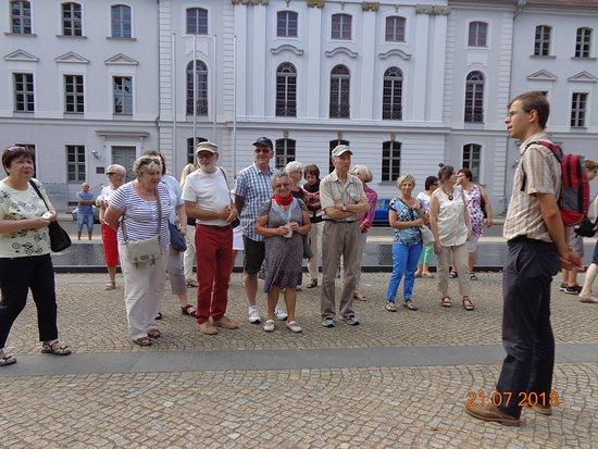Poseritz, Germany: Miasto Greifswald na rynku Starego Miasta. Nasz przewodnik.