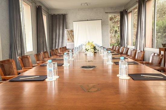 Temara, Marruecos: Meeting room