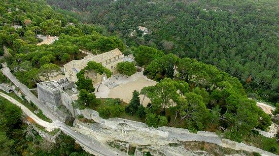 Chateau de Saumane