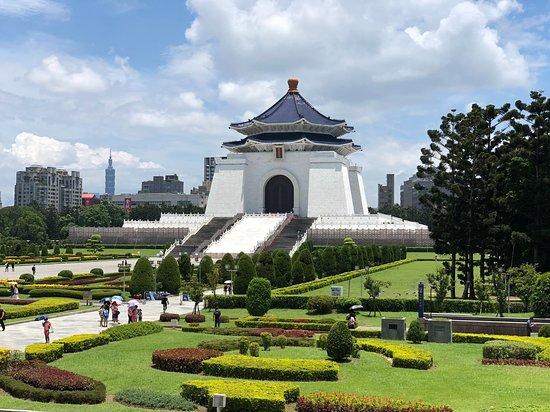 Chiang Kai-Shek Anıt Binası