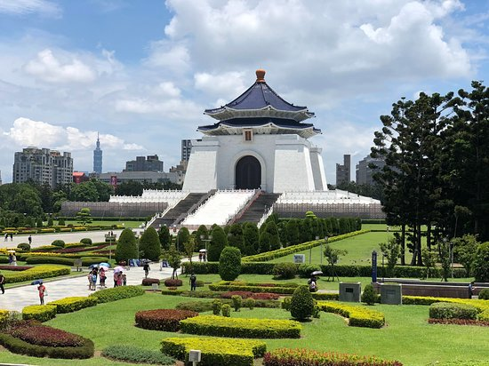 Chiang Kai-Sheks minneshall