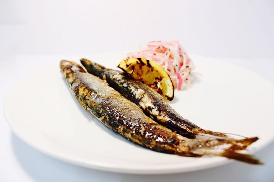Torched Sardines