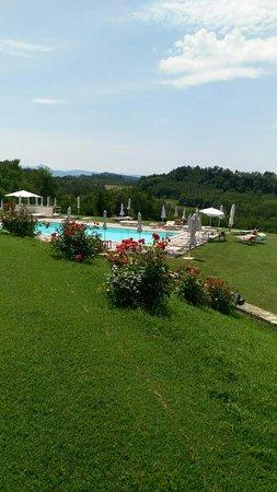 Sant'Agata Fossili, Italia: Paradisiaco