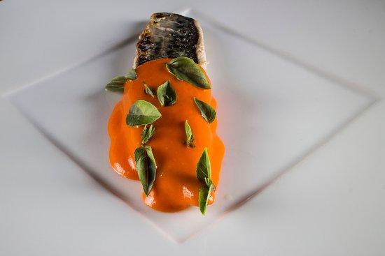 Mazzorbo, Ý: Sgombro e peperone