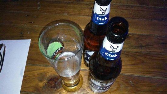 Mbale, Uganda: Bar Counter