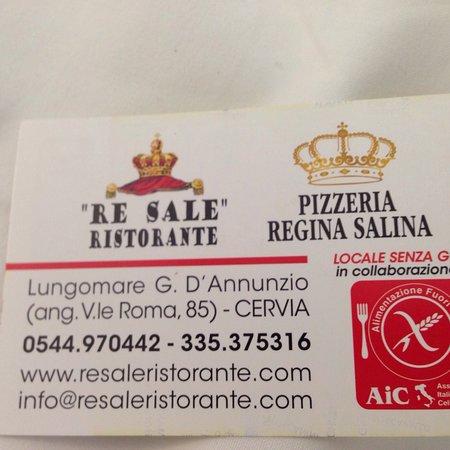 Re Sale Ristorante Foto