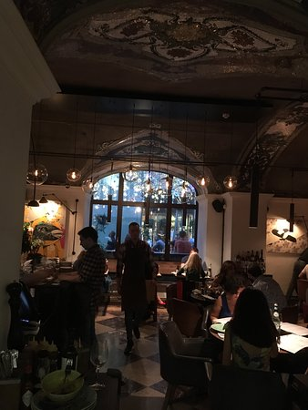 gezellig interieur - Picture of Ryby Net, Moscow - TripAdvisor