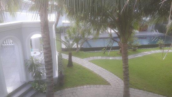 La Paloma Villa & Hotel: From the room