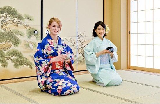 Kimono Tea Ceremony Maikoya Fushimi Inari