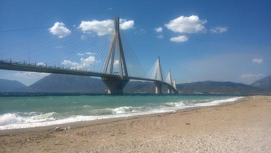 Rio-Antirrio Bridge (Charilaos Trikoupis): Il ponte strallato più lungo del mondo