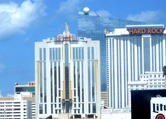 Atlantic City Skyline North fr...