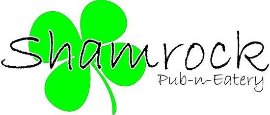 Lake Tomahawk, Ουισκόνσιν: Shamrock Pub n' Eatery Logo