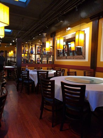 Truly Sichuan Restaurant Ridgewood Nj: Nice setting in the great town of Ridgewood