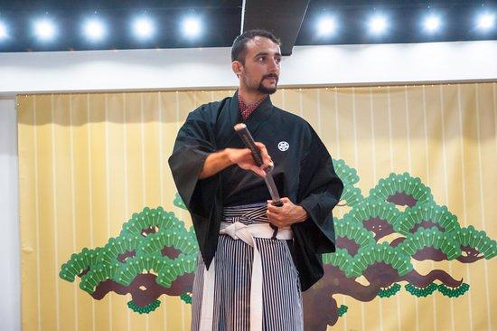 TOKYO Samurai Kembu