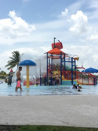 Splash park - Picture of Quiet Waters Park, Deerfield Beach