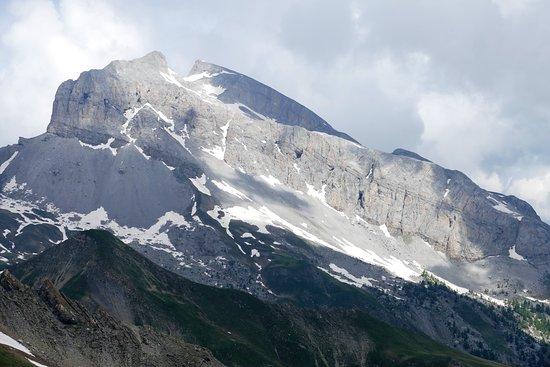 Bilde fra Col d'Allos