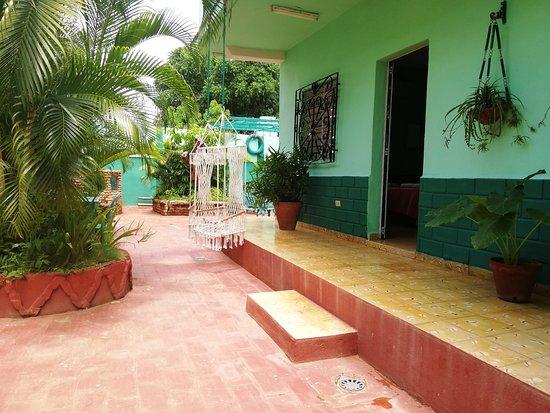 La Boca, Куба: Terraza primer nivel