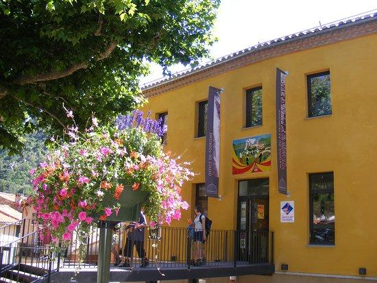 Office de Tourisme Conflent Canigo, antenne de Vernet-les-Bains