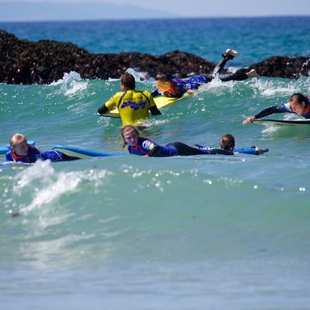 Kingsurf Surf School: photo1.jpg