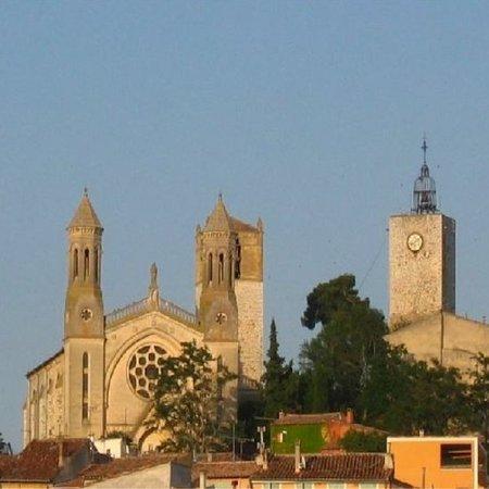 Rians, Frankrike: C'est la copie de la cathédrale d'AIX,en plus petit