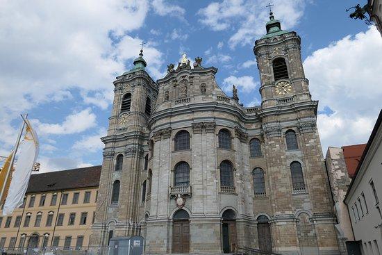 Basilica dell'Abbazia di Weingarten