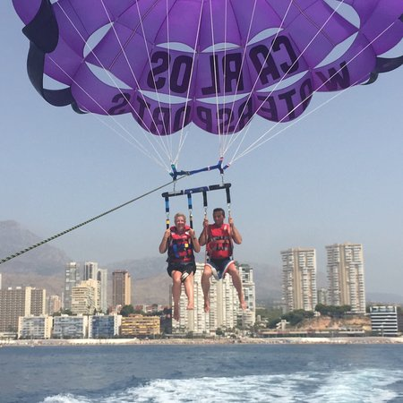 Carlos Water Sports Benidorm