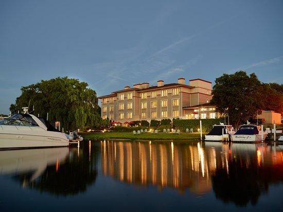 The Harbor Grand Hotel