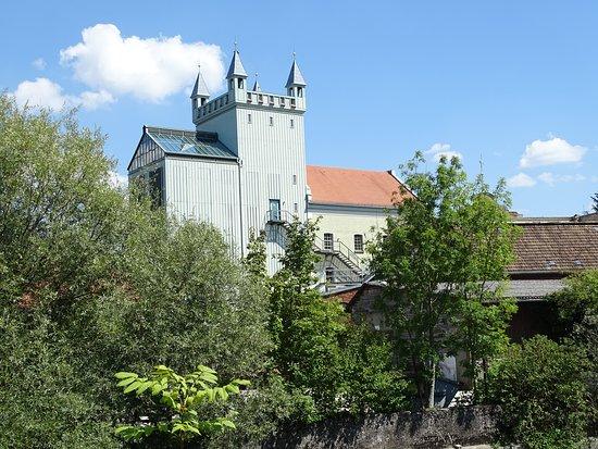 Stadtbibliothek in der Aumühle Fürstenfeldbruck