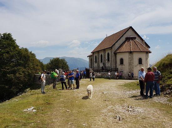 Pescasseroli, Italien: Santuario di Santa Maria di Monte Tranquillo 3