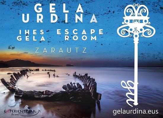 Gela Urdina - Escape Room Zarautz