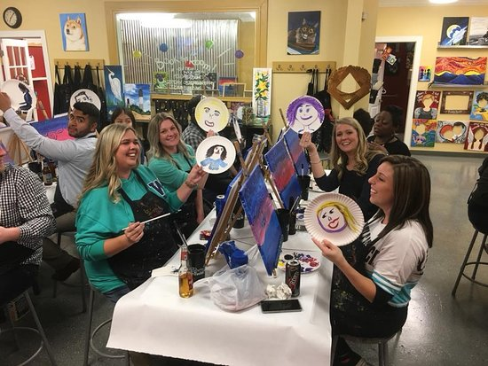 Painting with a Twist - Wilmington