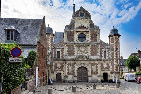 Chapelle du Collège des Jésuites