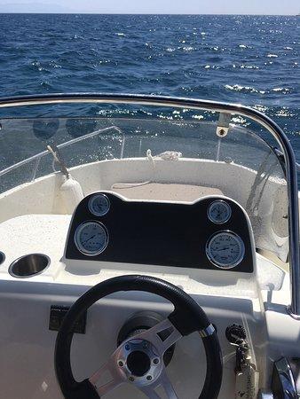 summer vintage rent - Picture of Summer Boat, Benalmadena
