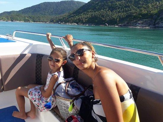 Bophut, Thailand: Samui Get My Boat
