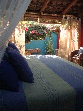 #El Nido at Hacienda Escondida: Palapa rooms