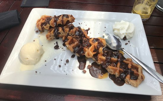 Coast to Coast: Millionaires Waffle